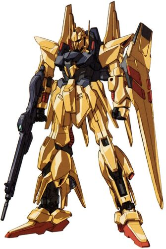 MS Mode w/Beam Rifle and Shield
