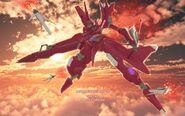 GNW-20000 Arche Gundam Wallpaper