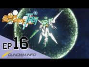 GUNDAM BUILD FIGHTERS TRY-Episode 16- Magnificent Shia (ENG dub)