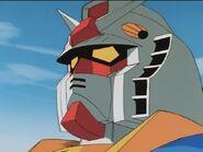 Gundam's head