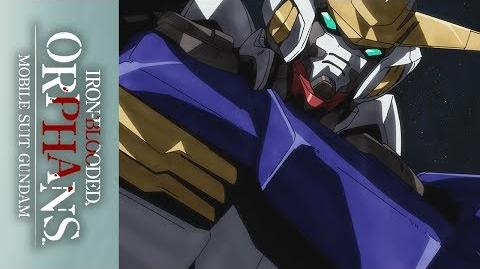 Mobile Suit Gundam Iron Blooded Orphans - Coming Soon