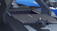 Spengler Hangar Hatch Opening 01 (Seed Destiny Ep12)