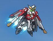 GBDRR Phoenix Gundam