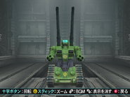 Guntank (Zeon Colors)