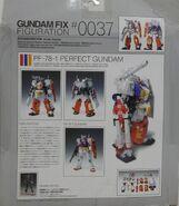 GFF 0037 PerfectrGundam FrameModel box-back