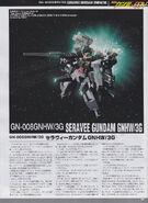 GN-008GNHW3G Seravee Gundam 00V