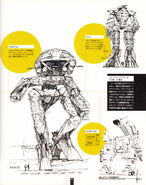 Turn A Gundam The Memory of the First Wind Vol.1 081
