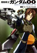 Gundam 00 Novel RAW V3 Cover