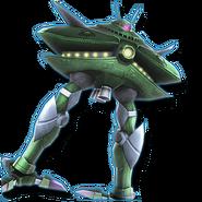 Gundam Diorama Front 3rd MA-08 Big Zam