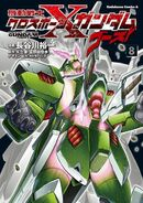 Mobile Suit Crossbone Gundam Ghost Vol.8