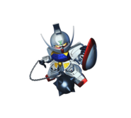 Super Gundam Royale Turn A Gundam4