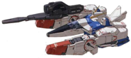 V Gundam - Core Top Fighter Ver KA