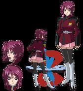 Gundam info Character Sheet Lunamaria Hawke