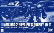 HGUC Elpeo Ple's Qubeley Mk-II