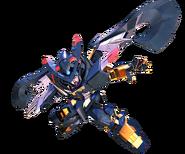 SD Gundam G Generation Cross Rays Gundam Astray Gold Frame Amatsu