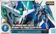 00 Qan-T- Full Saber -Clear Color-