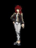 G Gen Cross Rays Custom Character (Female Tekkadan Soldier)