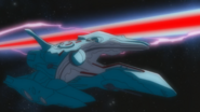 Nazca-Class Dodging 02 (Seed HD Ep5)