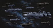 Refit Agamemnons & Nelsons 01 (Seed Destiny HD Ep9)