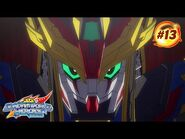 SD GUNDAM WORLD HEROES Episode 13 Encounter with the Young Dragon(EN,HK,TW,CN,KR,TH,VN,IT,FR,ID sub)