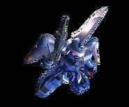 SD Gundam G Generation Cross Rays Elijah's GINN