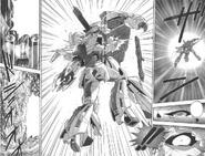 Turn A Gundam Manga Tokita Turn A vs Turn X Final