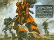 Mobile Suit Gundam Char's Counterattack - Beltorchika's Children RAW 003
