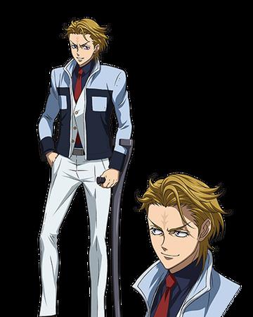 Volco Warren The Gundam Wiki Fandom