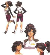 Character Sheet Loretta Adja