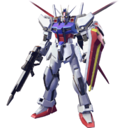 GAT-X105 Strike Gundam (Gundam Versus)