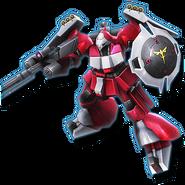 Gundam Diorama Front 3rd MSN-03 Jagd Doga (Quess Paraya)