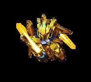 Super Gundam Royale Delta Gundam