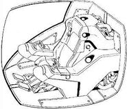 Bertigo cockpit