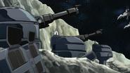 Daedalus base defenses
