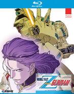 Mobile Suit Zeta Gundam R1 Blu-Ray-2 Front