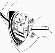 Shokew-cockpithatch