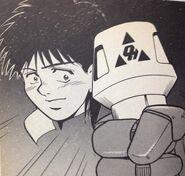 VG Manga Odelo