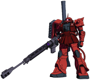 Front (w/ Full Armaments)