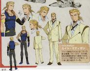Character Sheet Kaite Madigan
