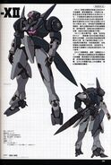 GNX-607T GN-XII - SpecTechDetailDesign