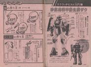Kazuzo Plamo Magazin 3