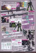 MS-06R-1A Zaku II High Mobility Type Weaponry Part 2