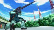 GPB Zaku I Sniper