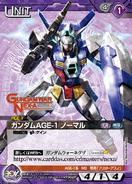 Gundam AGE-1 Normal Carddass 2