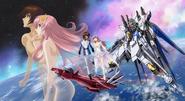 Kira & Lacus 08 (Seed Destiny HD End-OP Ep13)
