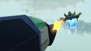 TB Core Fighter vulcans