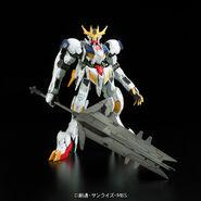 ASW-G-08 Gundam Barbatos Lupus Rex (Gunpla 1-100) (Front)