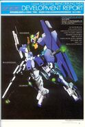 Gundam 00P Development Report - GNY-002 - Gundam Sadalsuud