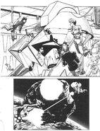 Gundam Chars Counterattack - High Streamer RAW Novel V02-258