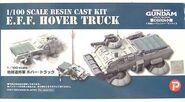 Gunpla HoverTruck 100-BClub Resin box